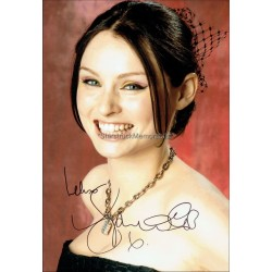 Sophie Ellis Bextor Autographed 12x8 Photo