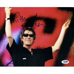 Richard Butler Autographed 10x8 Photo