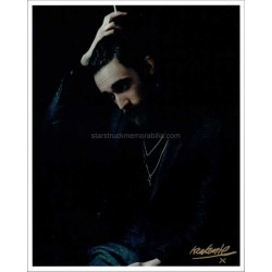 Keaton Henson Autographed 10x8 Photo