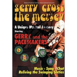 Gerry Marsden Autographed 8x6 Tour Flyer