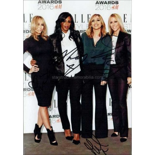 All Saints Autographed 6x4 Photo