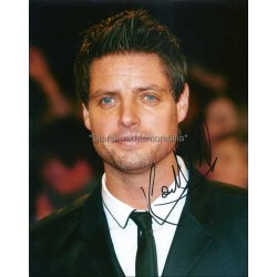Keith Duffy Autographed 10x8 Photo