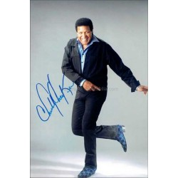 Chubby Checker Autographed 11x8 Photo