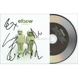 Elbow Autographed CD