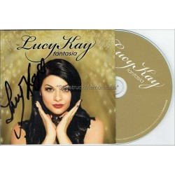 Lucy Kay Autographed CD