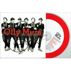 Olly Murs Autographed CD