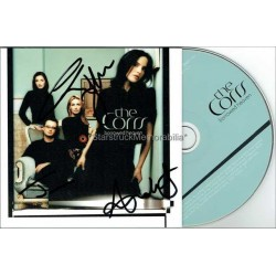 The Corrs Autographed CD