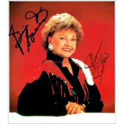 Billie Jo Spears Autographed 10x8 Photo