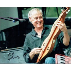 Bruce Hornsby Autographed 10x8 Photo