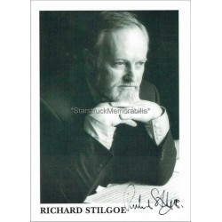 Richard Stilgoe Autographed 6x4 Photocard