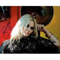 Elle King Autographed 10x8 Photo