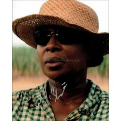 Mary J Blige Autographed 10x8 Photo