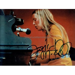 Joni Mitchell Autographed 7x5 Photo