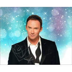 Russell Watson Autographed 10x8 Photo