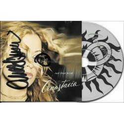 Anastacia Autographed CD Cover