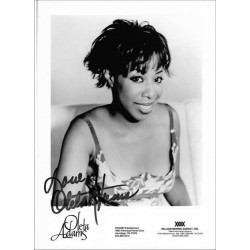 Oleta Adams Autographed 7x5 Photo