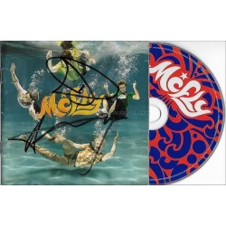 McFly Autographed CD Cover