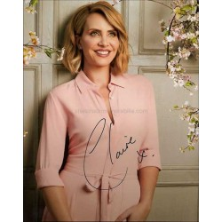 Claire Richards Autographed 10x8 Photo
