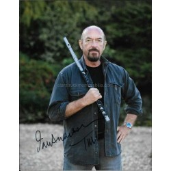 Ian Anderson Autographed 10x8 Photo