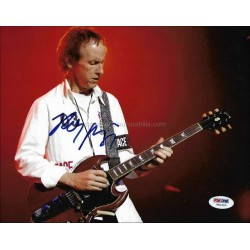 Robby Krieger Autographed 10x8 Photo