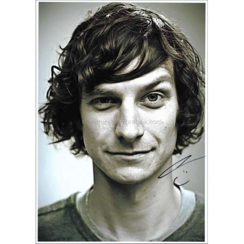Gotye Autographed 12x8 Photo