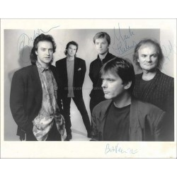 The Kinks Autographed 10x8 Photo