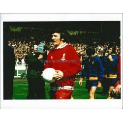 Tommy Smith Autographed 10x8 Photo