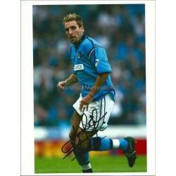 Darren Huckerby Autographed 10x8 Photo