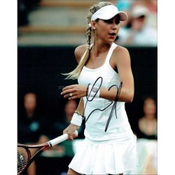 Anna Kournikova Autographed 10x8 Photo