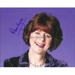 Pam Ayres Autographed 10x8 Photo