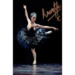 Laurretta Summerscales Autographed 10x8 Photo