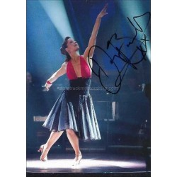 Darcey Bussell Autographed 6x4 Photocard